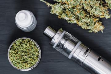 Vaporizadores de cannabis