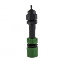 Adaptador rápido a tanque y filtro Ø16mm-6mm