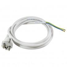Cable con clavija inyectada IEC macho 2 m