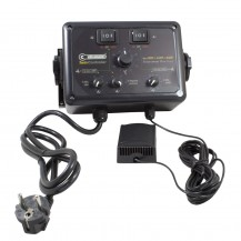 Twin Controller temp 4+4 amp