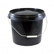 cubo de carbón