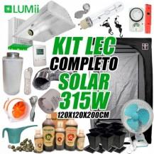 KIT LEC COMPLETO SOLAR LUMII 315W Y 630W
