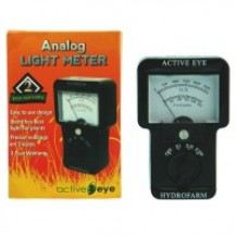 luxometro analogico active eye