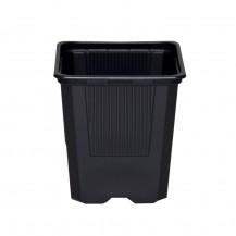 Maceta 7x7x8 (0,40L) Negra blanda