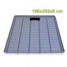 mesa de cultivo 106cmx202cm