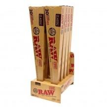 Raw Conos Rawket 20 uds