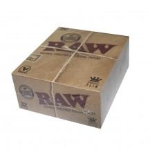 Raw King Size Slim box/50-32 Leaves