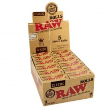 Raw Classic King Size Rollo 24 uds