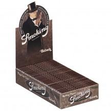 Smoking Brown 1 1/4 (caja de 25 librillos)