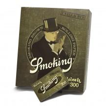 Smoking Brown 300 (caja de 40 librillos)