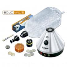 Volcano-System Classic + Solid Valve set